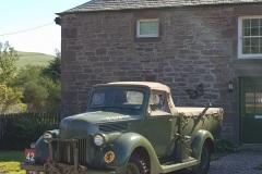 1942 Ford Utility 01Y owner Nigel Watson