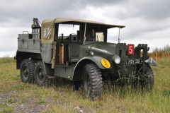 1940 Morris Commercial CDSW Light Recovery Truck. Owner Paul Edwards