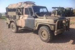 Land Rover Australia, Perentie RFSV (upgrade) 1990 owned by Iain Adair