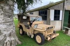 Willys Jeep CJ2 1947