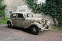 1938 Citroen Traction-Avant Kfz. 1 Staff car